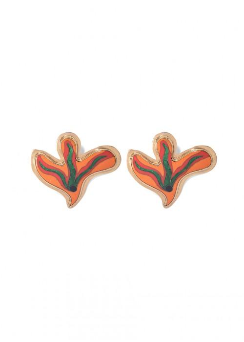 DESERT PLANT EARRINGS