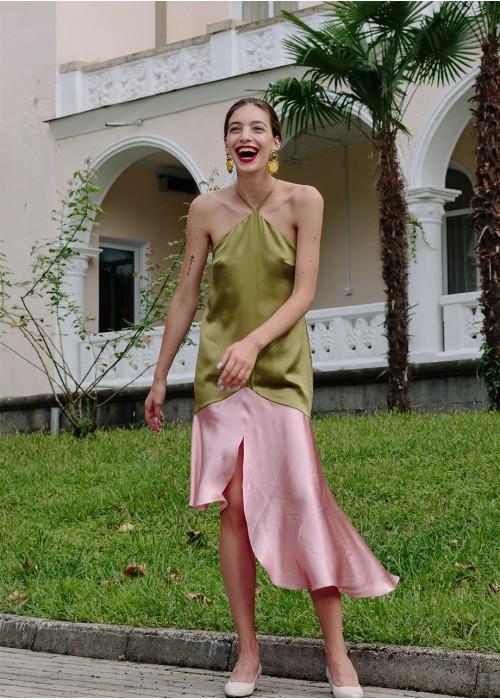 ROSE BUD DRESS