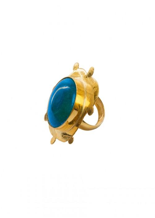BLUE LAGOON RING