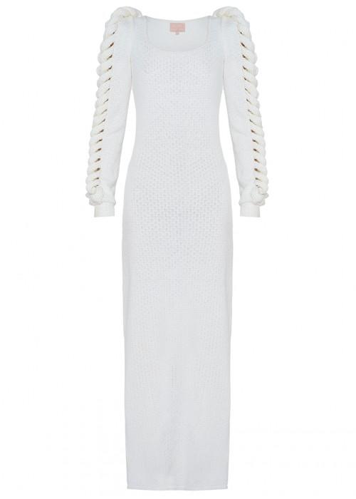 JOANA SILHUETTE DRESS